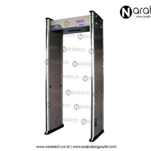 Harga Walk Through Metal Detector-Walk Through Metal Detector 02- Naratech (085815229445 083834496753)
